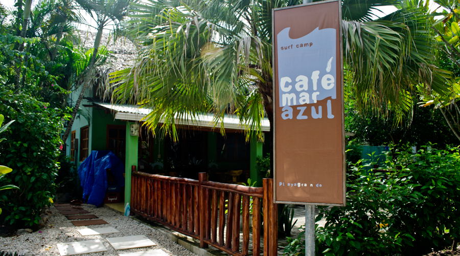 cafe mar azul costa rica