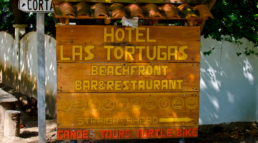 hotel las tortugas playa grande