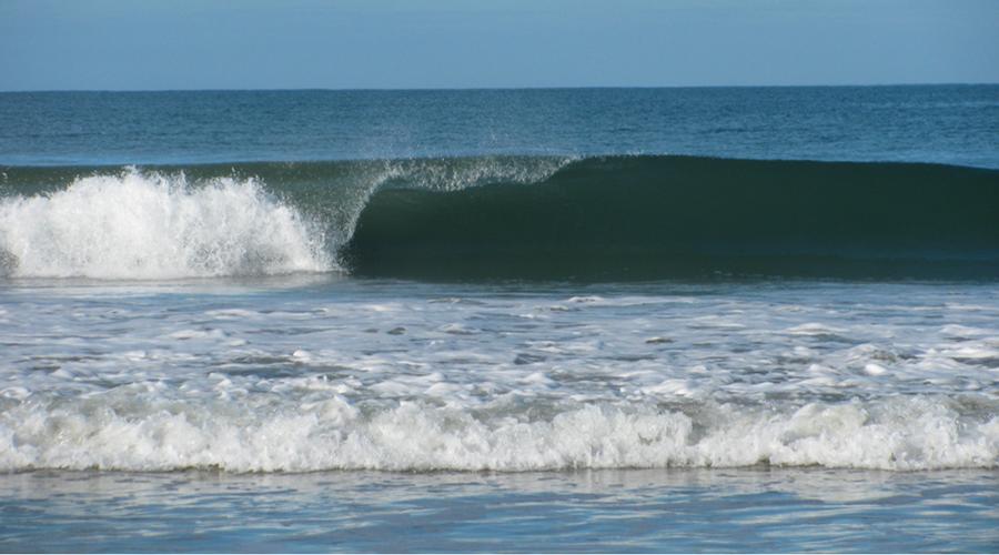 playa grande wave